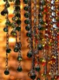 Vária fotografia colorida do fundo dos ornamento Imagem de Stock Royalty Free