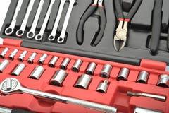 Várias ferramentas Imagem de Stock