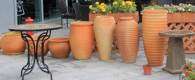 Várias formas dos frascos Imagem de Stock Royalty Free