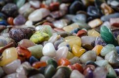 Várias pedras preciosas Imagens de Stock Royalty Free