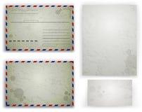 Vário Livro Branco vazio no fundo branco Foto de Stock Royalty Free
