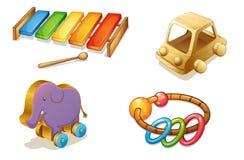 Vários objetos Fotografia de Stock