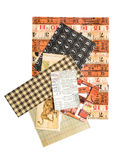 Vários papel e cartão interessantes fotografia de stock royalty free