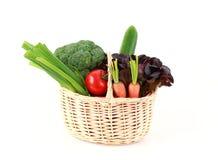 Vários vegetais e frutas Imagem de Stock
