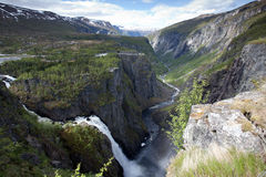 Vøringsfossen Stock Photos