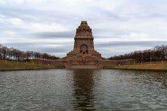 Völkerschlachtdenkmal imagem de stock