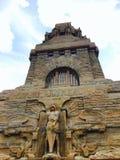 Völkerschlachtdenkmal Fotografia de Stock