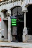 Vão as matrizes locais de Prov, providência, RI Imagens de Stock Royalty Free