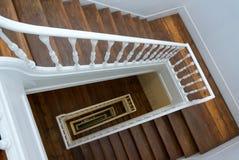 Vão das escadas Foto de Stock Royalty Free