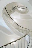 Vão das escadas de mármore imagens de stock royalty free