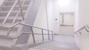 Vão das escadas no oficial fotos de stock royalty free