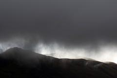 väder Royaltyfri Fotografi