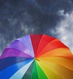 Väder förutsett begrepp Arkivfoto