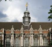 Väderhane på tornet i London Arkivbilder