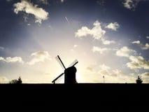 Väderkvarn Royaltyfri Fotografi