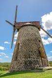 Väderkvarn Arkivbild