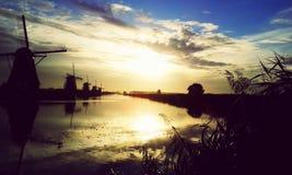 Väderkvarnar av hopp Fotografering för Bildbyråer