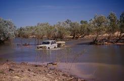 väg för gibbkimberley flod Arkivfoton
