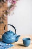 Väg för tetidzen, asiatisk estetik Royaltyfri Fotografi