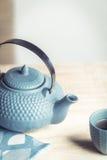 Väg för tetidzen, asiatisk estetik Arkivfoto