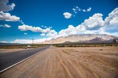 Väg till västra Grand Canyon Arkivfoton