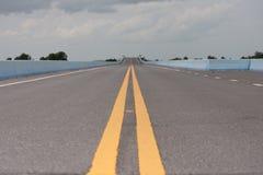 Vägen Fotografering för Bildbyråer