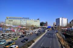 Vägen i Peking Royaltyfri Bild
