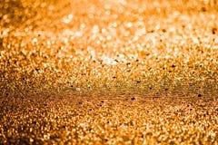 Vägen markeras i guling, en mjuk fokus Royaltyfria Bilder