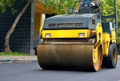 Vägen reparerar Fotografering för Bildbyråer