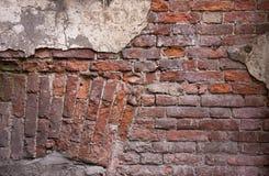 vägg Arkivbild