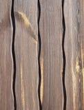 Vägg av bräden Arkivfoton