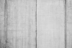 Vägg av färdiggjuten betong arkivbild