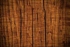 Vägg av gamla träplankabräden Trämateriell texturyttersida royaltyfria bilder