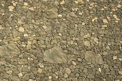 Vägg av stenen Royaltyfria Bilder