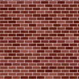 vägg för 4 tegelsten Royaltyfria Foton
