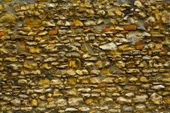 vägg för absractbakgrundssten Arkivfoton
