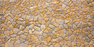 vägg för bakgrundsstentextur Royaltyfria Bilder