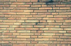 vägg för bakgrundstegelstentextur Arkivbilder