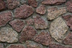 vägg för bakgrundstegelstentextur Royaltyfri Fotografi