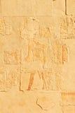 vägg för basegypt lättnad Royaltyfri Fotografi