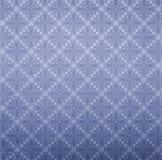 vägg för blått papper Royaltyfri Foto