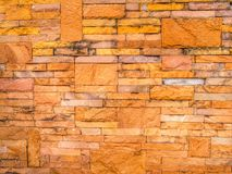 Vägg för Colorfull sandblick Arkivbild