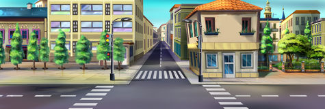 vägg för gator för tegelstenstadsflicka Bild 02 Arkivfoton