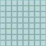 Vägg för Glass kvarter, sömlös textur av fönsterenheter visualization 3d Arkivbilder