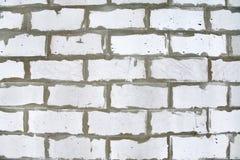 Vägg för konkret block Royaltyfri Bild