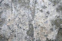 vägg för konkret grunge för bakgrund gammal Arkivbild