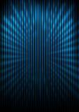 vägg för målning för galler ljusa skuggning strålar Arkivfoton