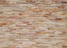 vägg för rastre för bakgrundstegelstenbild arkivfoto
