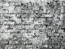 vägg för rastre för bakgrundstegelstenbild Arkivfoton