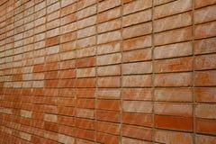 vägg för rastre för bakgrundstegelstenbild Arkivbild